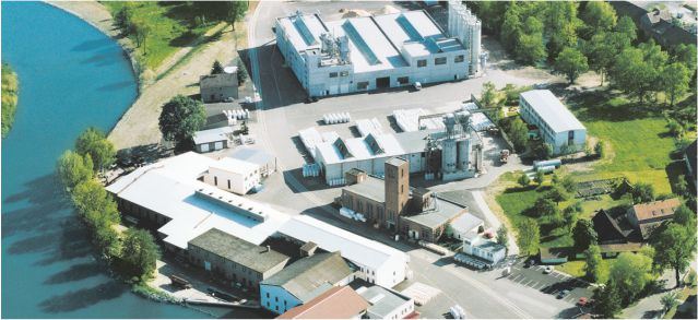 JRS Plant Lodenau, Germany