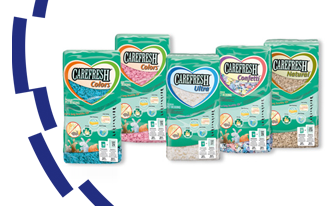 CAREFRESH® Cuddle Flakes